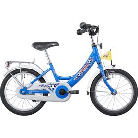 "Puky ZL 16-1 Alu Bicycle 16"" Kids, football blue"